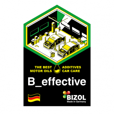B_effective Car Care (Sticker)