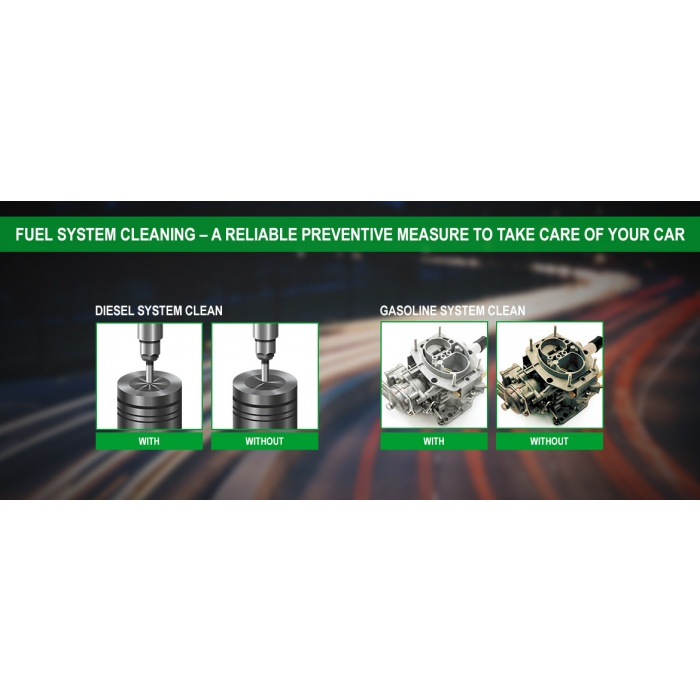 Video BIZOL Gasoline System Clean+ g80 and Diesel System Clean+ d60