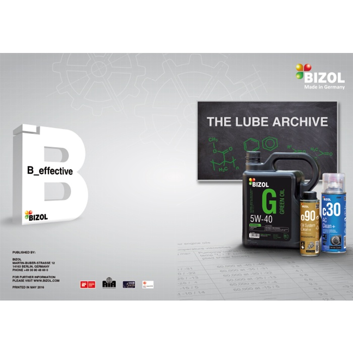 Bizol Lube Archive