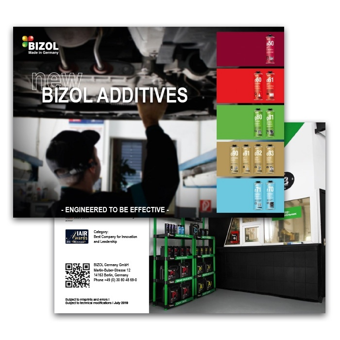 BIZOL Brochure Additives
