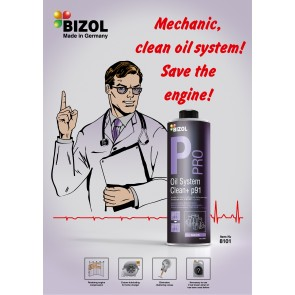 Poster for Pro Oil System Clean+ p91
