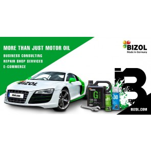 BIZOL Banner (More than Motor Oil)