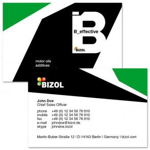 BIZOL Business Card