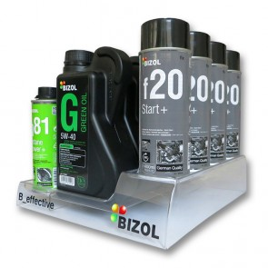 Bizol Shopdisplay