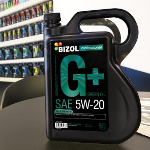 BIZOL Green Oil+ Flyer